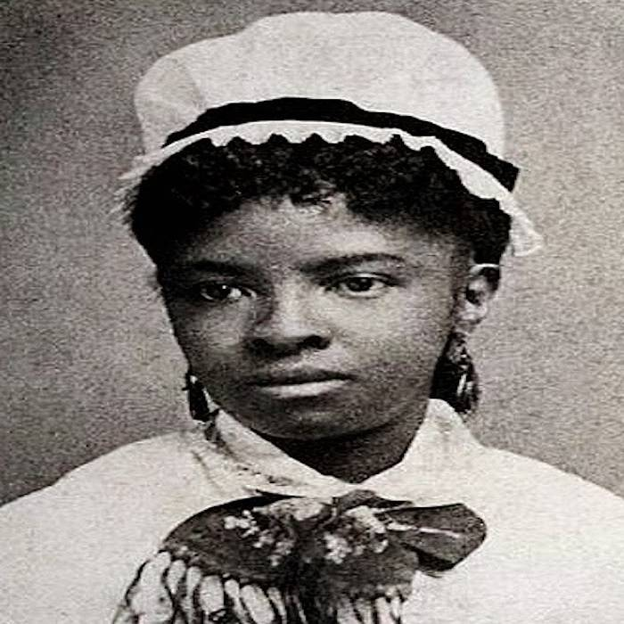 First African-American nurse: Mary Mahoney